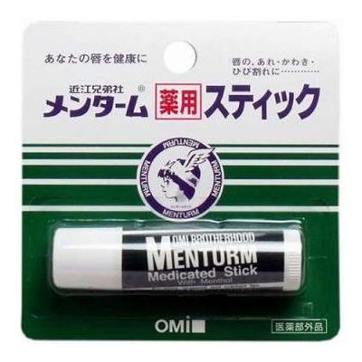 メンターム 薬用スティック レギュラー 4g