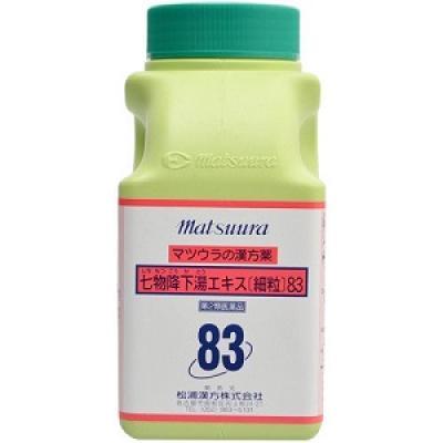 〔83〕松浦漢方 七物降下湯エキス〔細粒〕