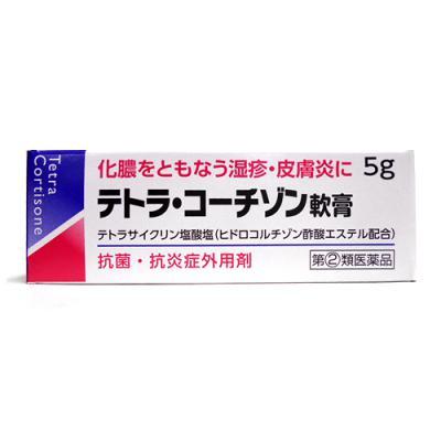 伊丹製薬 テトラ・コーチゾン軟膏