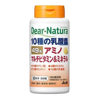 ディアナチュラ 49アミノ マルチビタミン&ミネラル 200粒