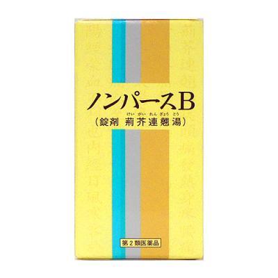 〔44〕一元製薬 ノンパースB(錠剤 荊芥連翹湯) 350錠