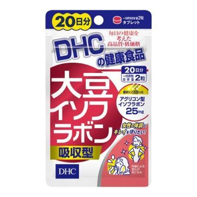 DHC 大豆イソフラボン 吸収型 40粒