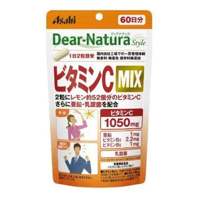 ディアナチュラスタイル ビタミンC MIX 120粒