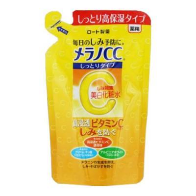 メラノCC 薬用しみ対策 美白化粧水 しっとりタイプ 170mL (詰め替え用)