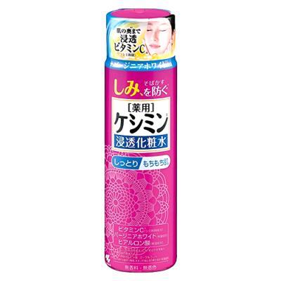 ケシミン 浸透化粧水 しっとりもちもち肌 160mL