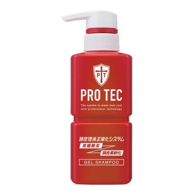 PRO TEC(プロテク) 頭皮ストレッチシャンプー 300g (ポンプ)