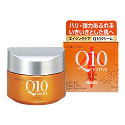 Q10 エクティブ クリーム 30g