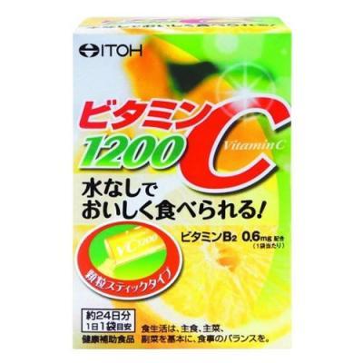 井藤漢方 ビタミンC1200 24包