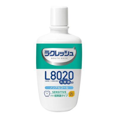 L8020乳酸菌 ラクレッシュ マウスウォッシュ センシティブタイプ(緑) 300ml