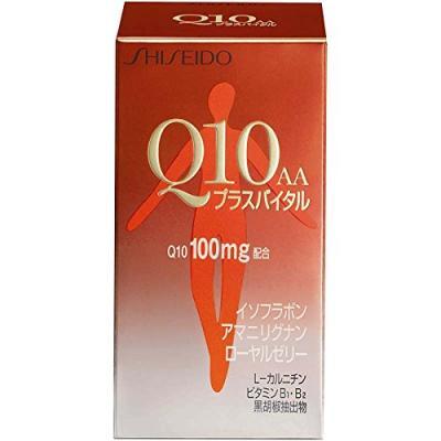 資生堂 Q10 90粒 (AA プラスバイタル)