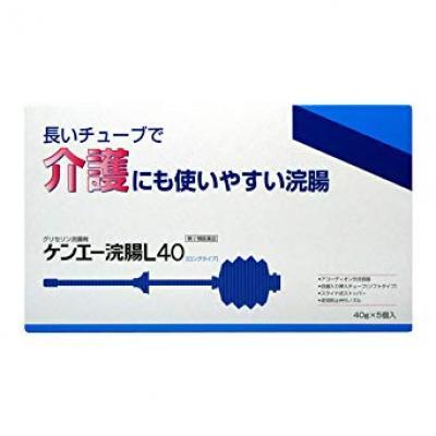 ケンエー 浣腸L40