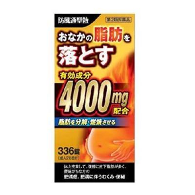 北日本製薬 防風通聖散料エキス錠「創至聖」