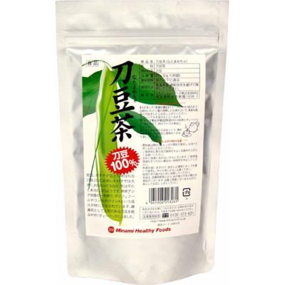 ミナミヘルシーフーズ 刀豆茶 30袋 ((2g×30袋))