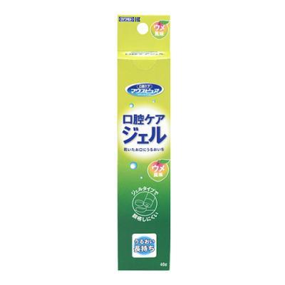 マウスピュア 口腔ケアジェル 40g (ウメ風味)