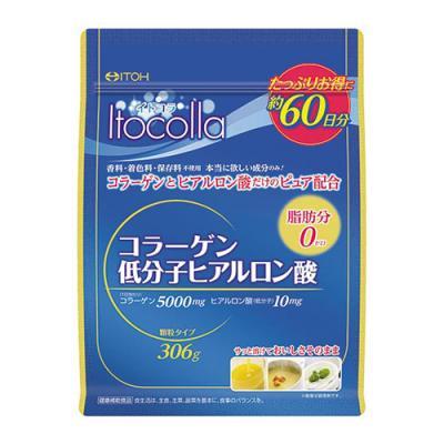 イトコラ コラーゲン低分子ヒアルロン酸 306g