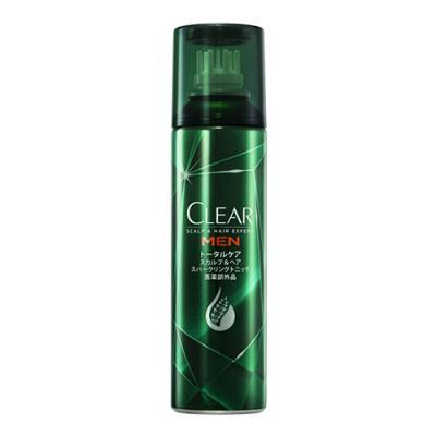 CLEAR for MEN(クリアフォーメン) 薬用トニック スカルプ&ヘアスパークリング