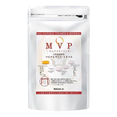 MVP マルチビタミンミネラルパック 150粒 ((5粒×30パック)30日分)