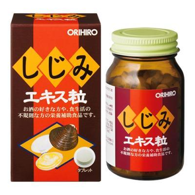 オリヒロ(ORIHIRO) しじみエキス粒 240粒 (60g)