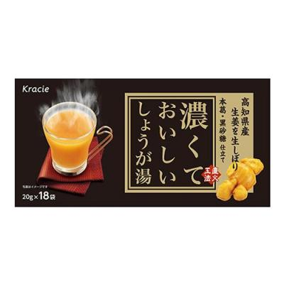 濃くておいしいしょうが湯 20g (×18袋)