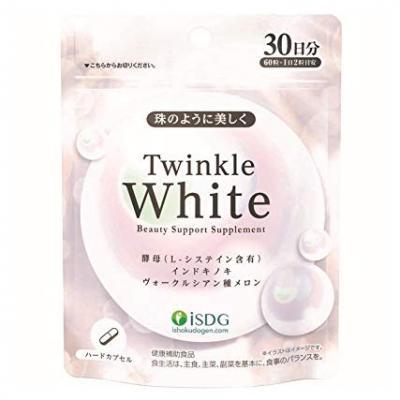 Twinkle White 60粒