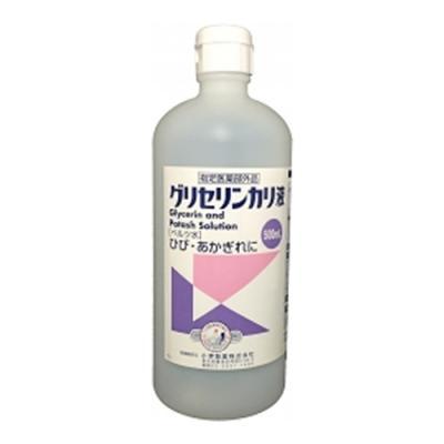液 グリセリン カリ