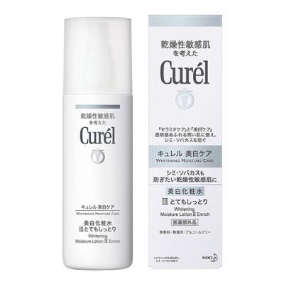 キュレル 美白化粧水3 とてもしっとり 140mL
