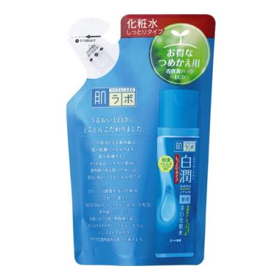 肌ラボ 白潤薬用美白化粧水 しっとりタイプ 170mL (詰め替え用)