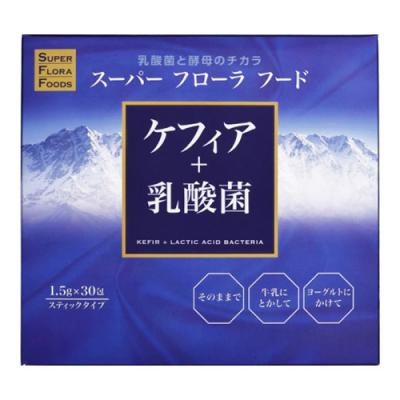 SFF ケフィア+乳酸菌 30包 ((1.5g×30包))
