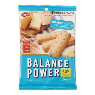 バランスパワー 北海道バター 12本